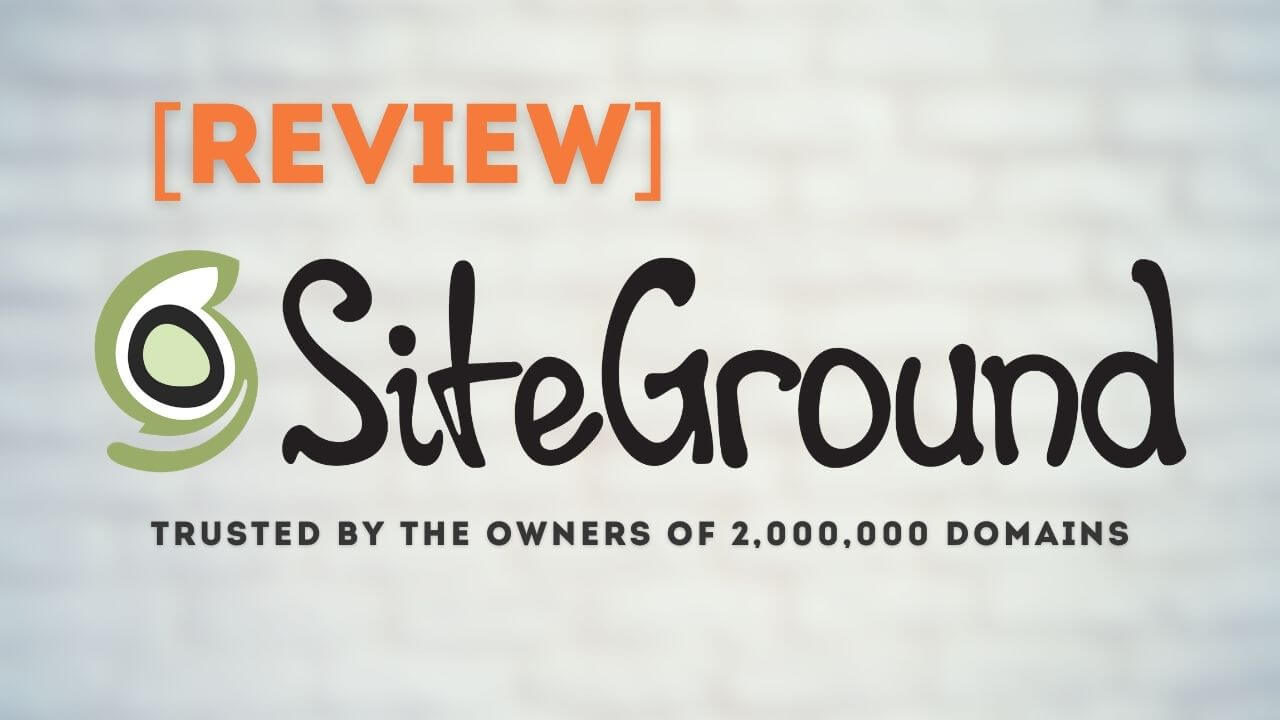 SiteGround review in Hindi India