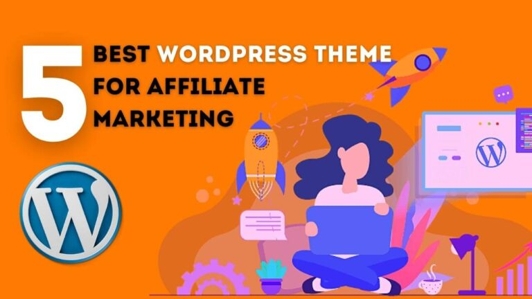 5 Beat WordPress Theme for Amazon Affiliate Marketing