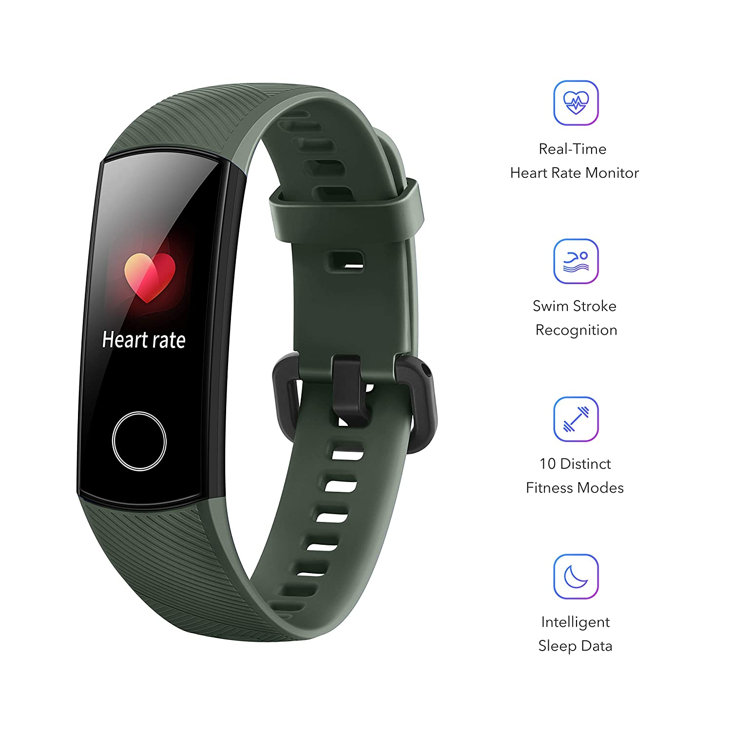 Best Honor Fitness Band in India