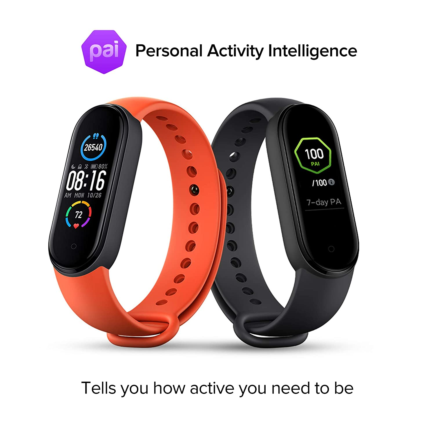 Best Mi Fitness Band in India