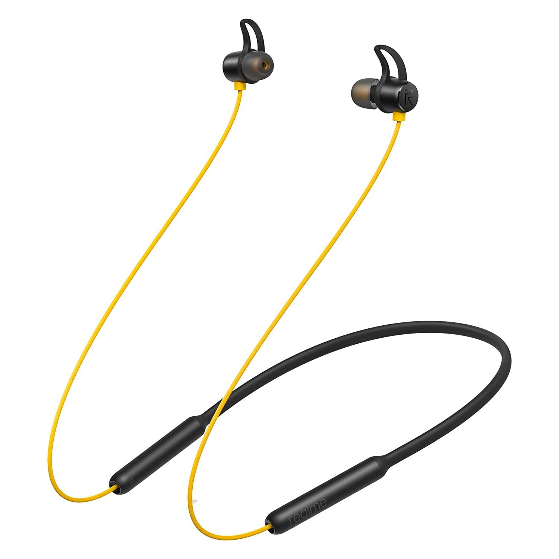 Best Realme Buds Wireless Earphone with Mic