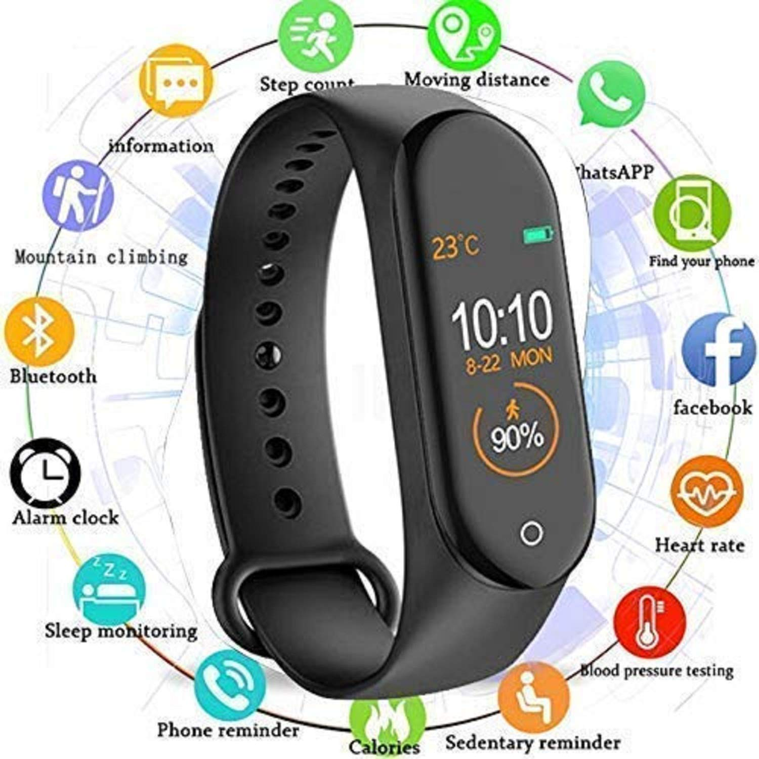 Best SHOPTOSHOP Fitness Band In India