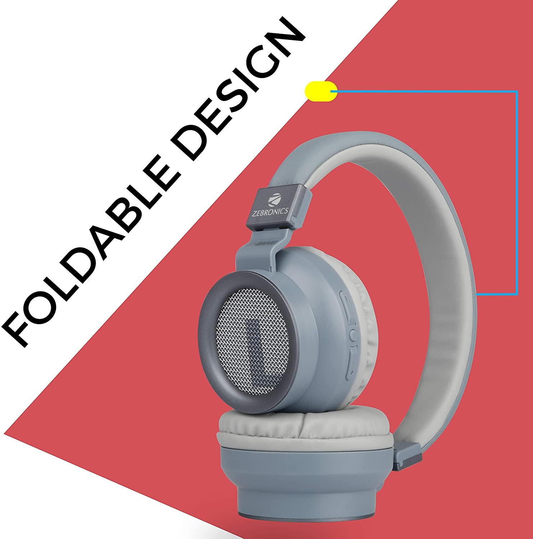 Best Zebronics Bluetooth Headphone In India