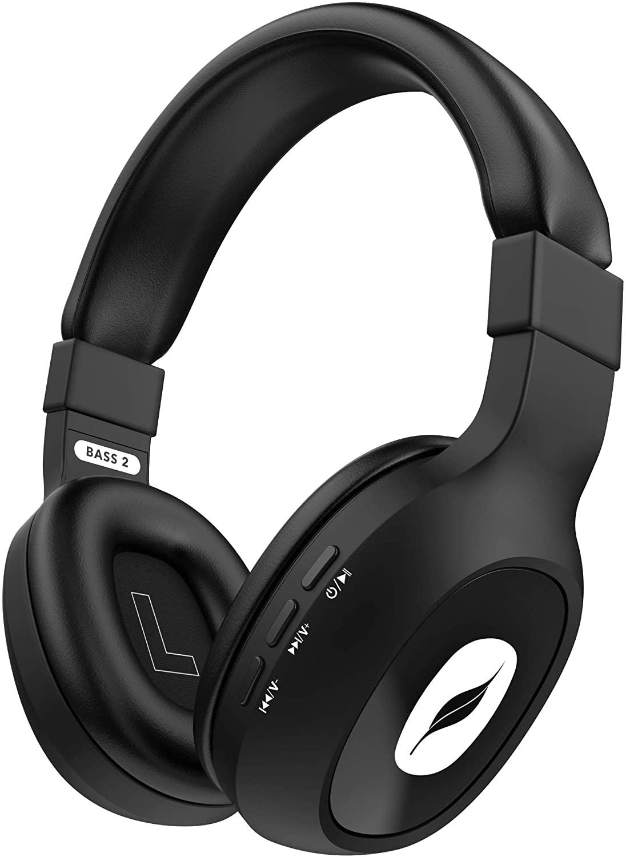 Leaf Bass Best Bluetooth Headphone in India
