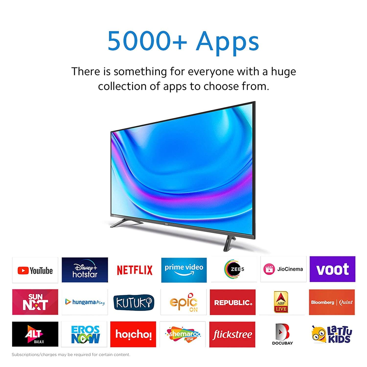 MI led smart tv 4a horizon 80 cm (32) with android