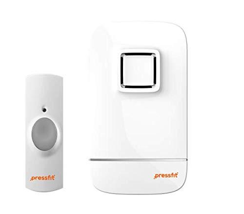 Press Fit Best Wireless Doorbell In India
