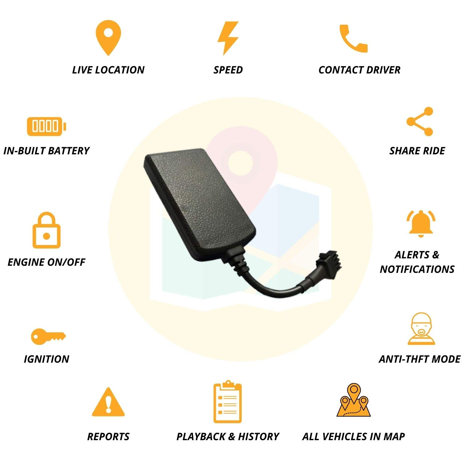 SeTrack Best Gps Tracker for Car In India