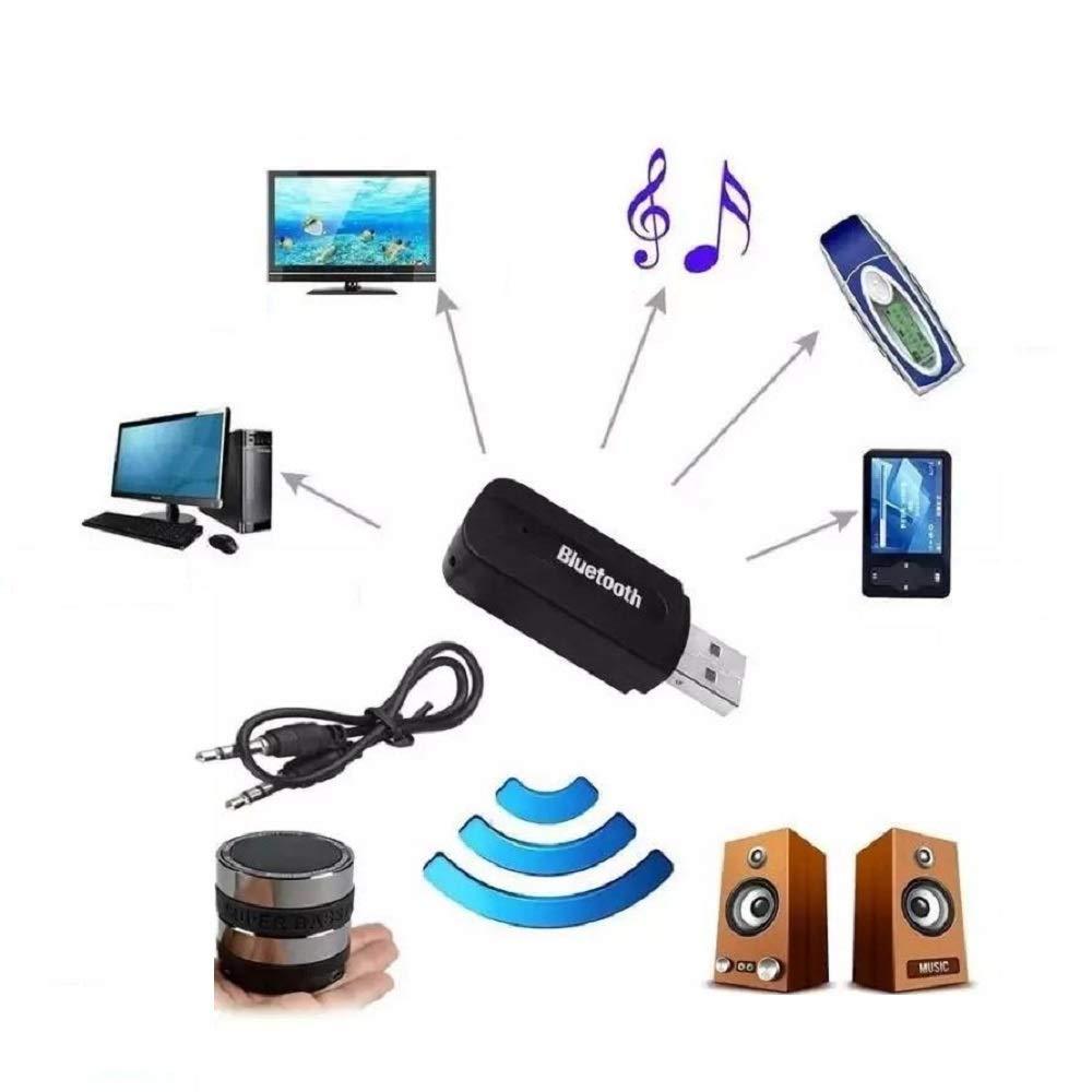 Techgadget Wireless USB Bluetooth Adapter For Car