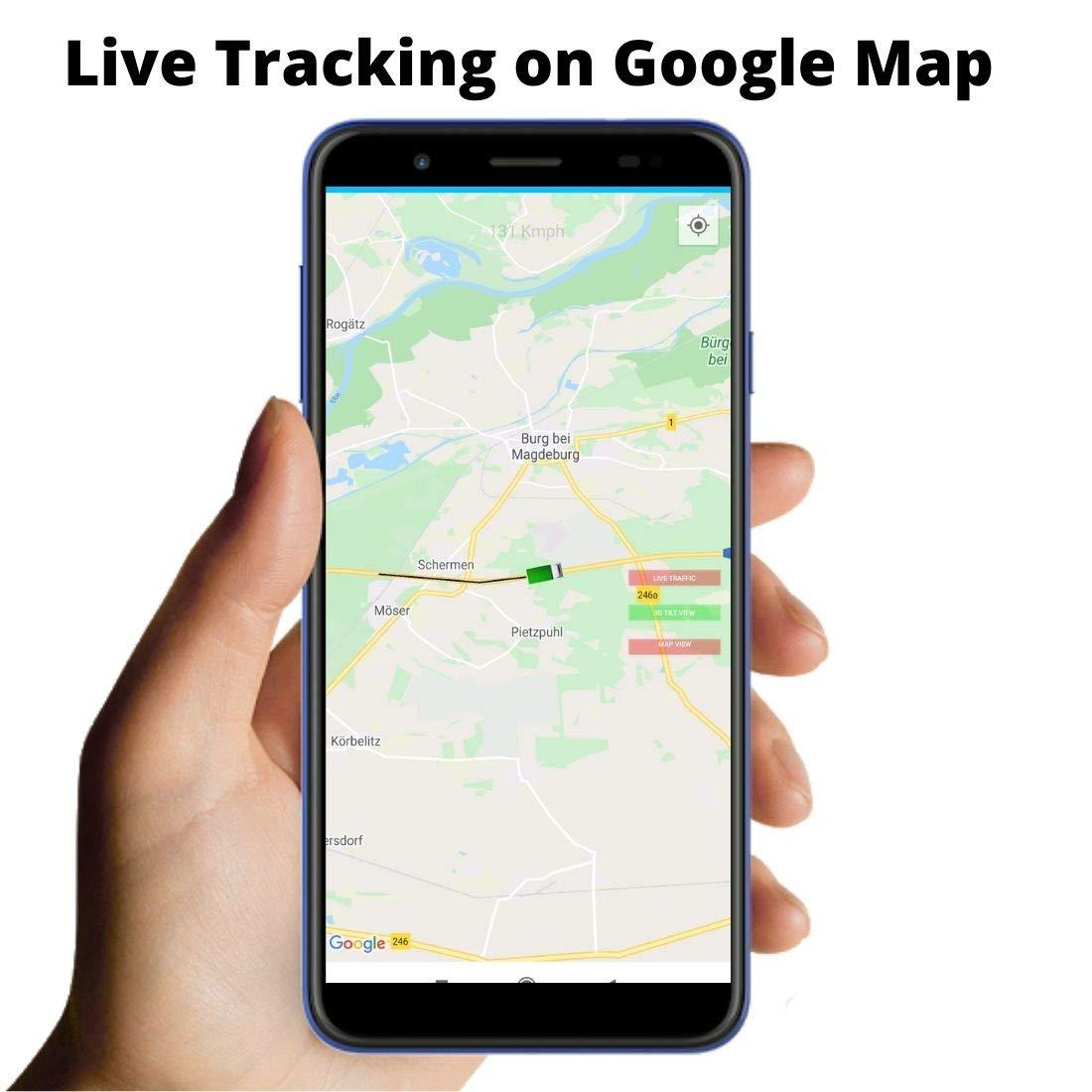 Tt V5 Best GPS Tracker for car, Bike in India