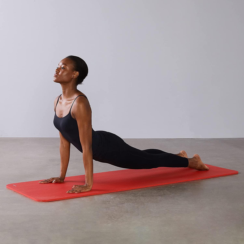 Best AmazonBasics 13mm Extra Thick Yoga and Exercise Mat