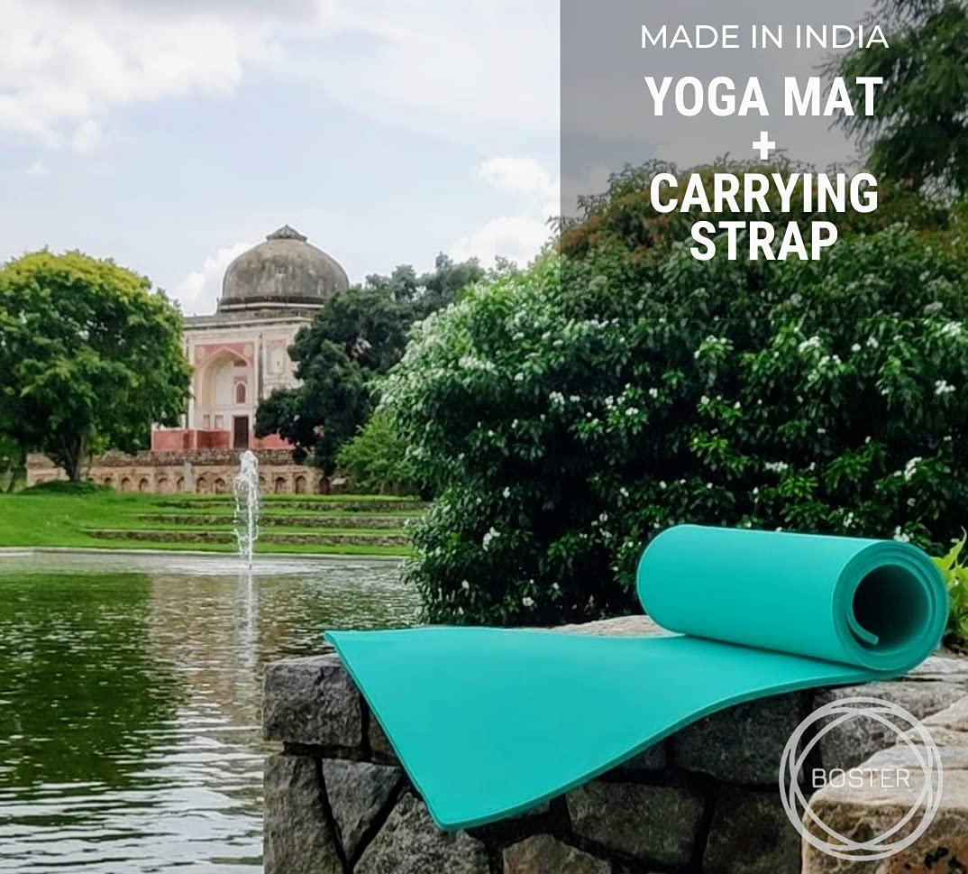 BOSTER Best Yoga Mat For Men And Women